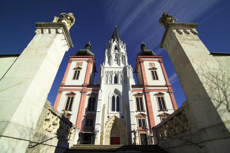 Mariazell - Bazilika