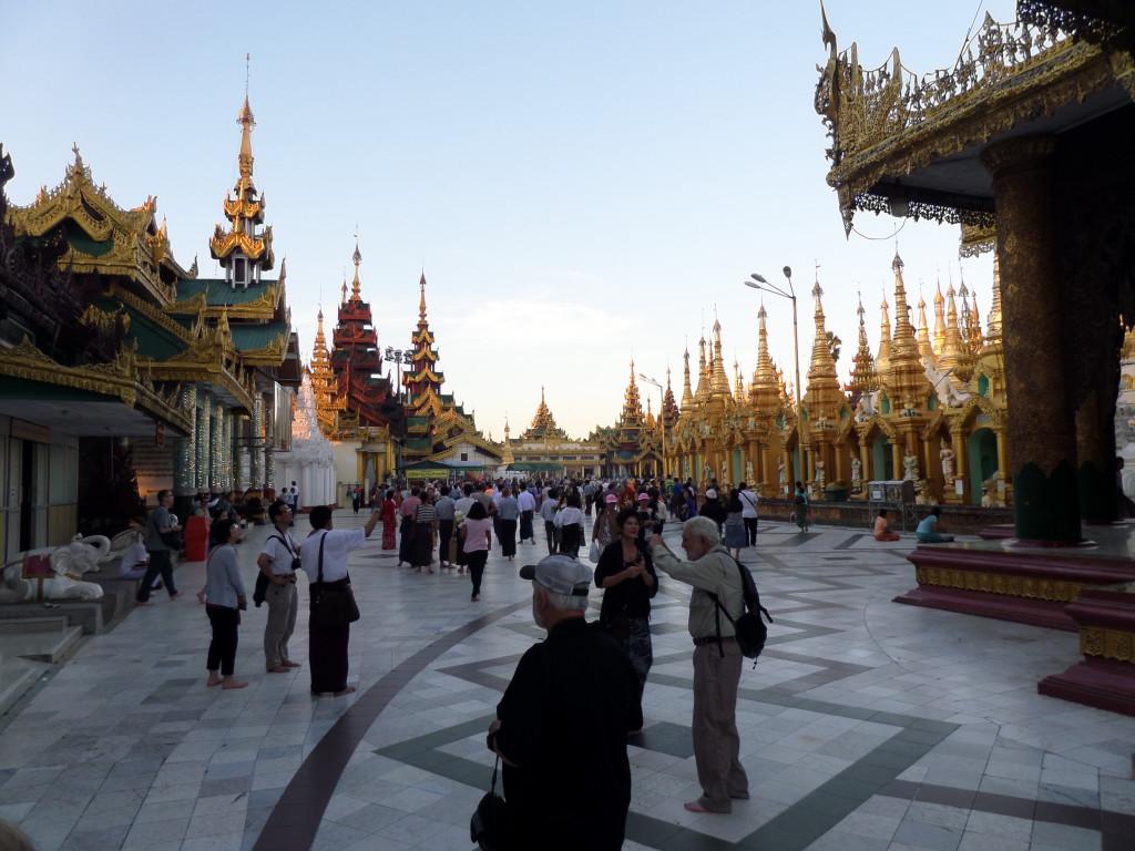 Templomok a pagodában
