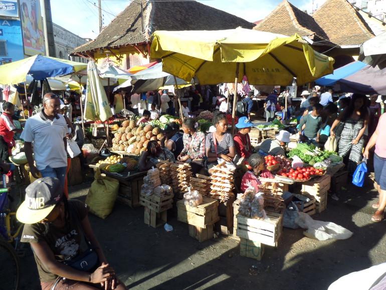 Piac az egész város
