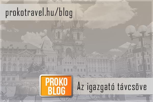 """A Proko Travel prospektusokban évek óta látható az """"Ildi ajánlásával"""" logó. A továbbiakban Ildinek a leírása olvasható ezen utazásokról:  Körülbelül 10 éve menn..."""