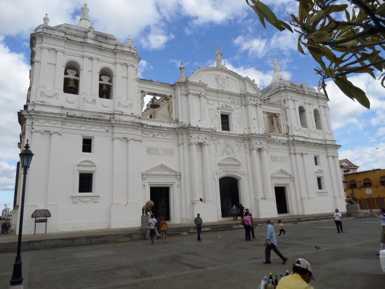 Managua katedrálisa