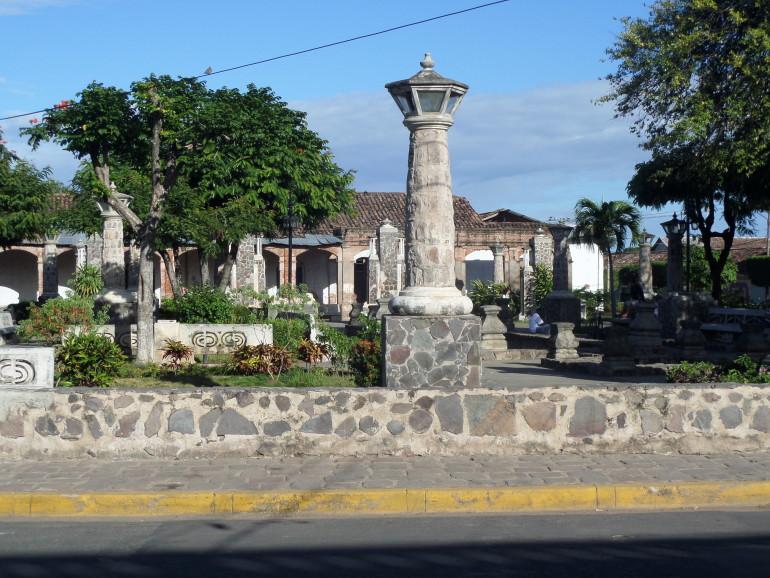 Spanyol időkből származó emlékek Granadában