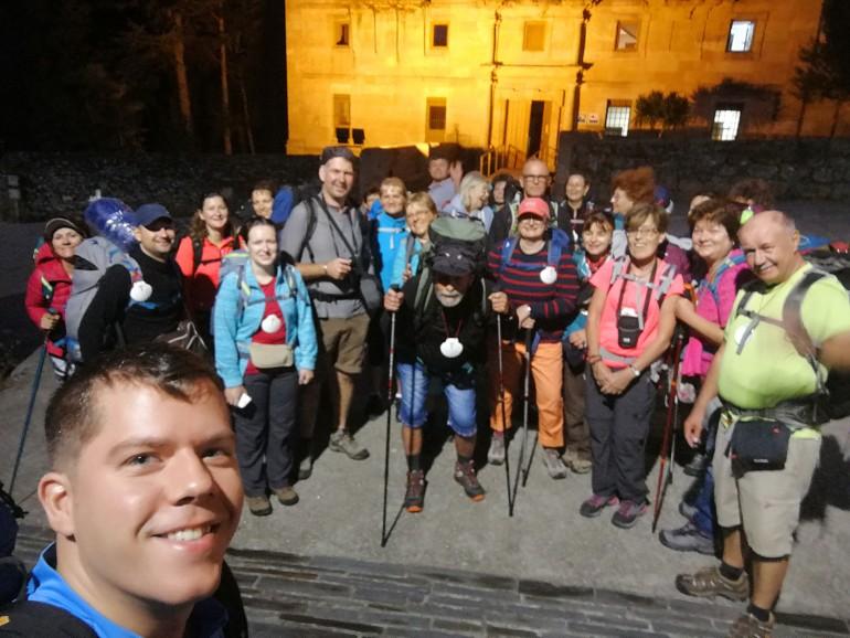 2 napja kelt útra a Proko Travel idei El Camino-s csapata. Immáron 3. éve szervezzük meg csoportos zarándoklatunkat Galiciában. Szokásainkhoz híven idén is fiam...