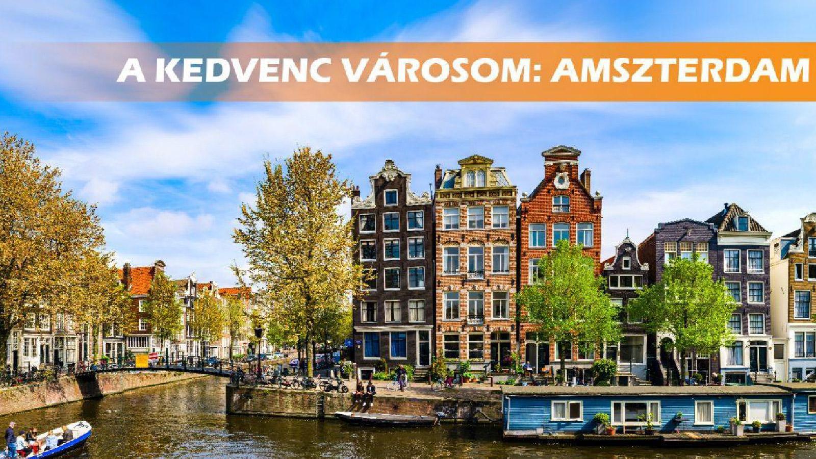 Biztosan hallották már, hogy Amszterdamot sokan megosztónak tartják, azaz az odalátogató vagy szerelembe esik a várossal, vagy éppen ellenkezőleg, félelmet kelt ben...
