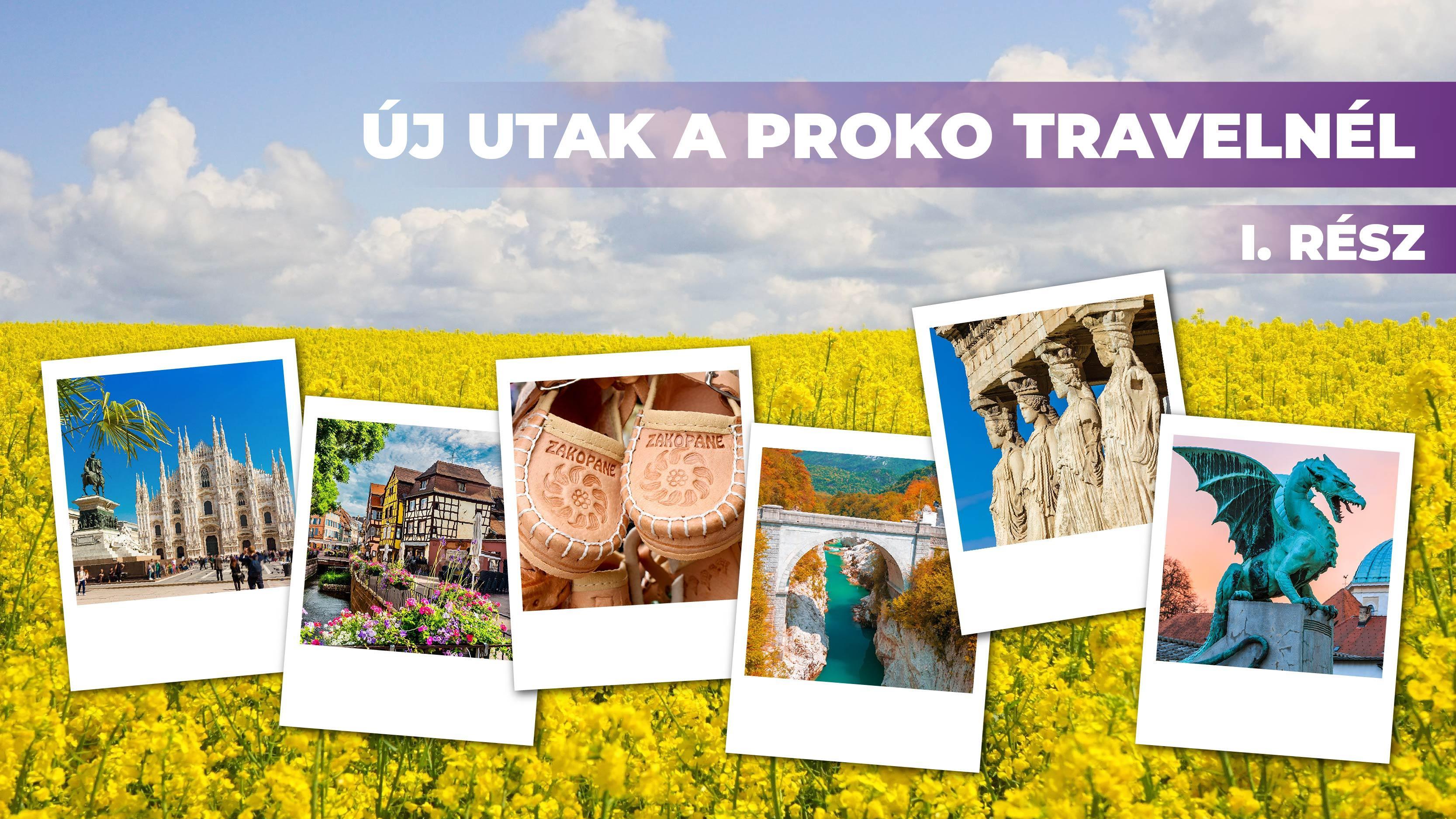 A Proko Travel idén 17 új úttal kedveskedünk kedves utasainknak. Jelen blogbejegyzésemben hat utazásból fogok egy kis ízelítőt adni az Önök számára. A gyönyörű, bakancsli